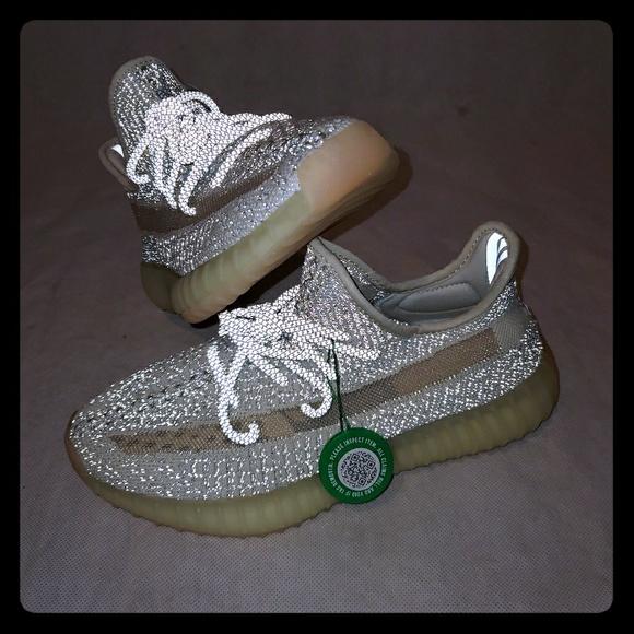 adidas Shoes - Yeezy boost 350 v2 lundmark reflective size 7.5